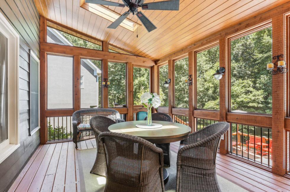 практические деревянные террасы пристроенные к дому фото тогда станете обладательницей