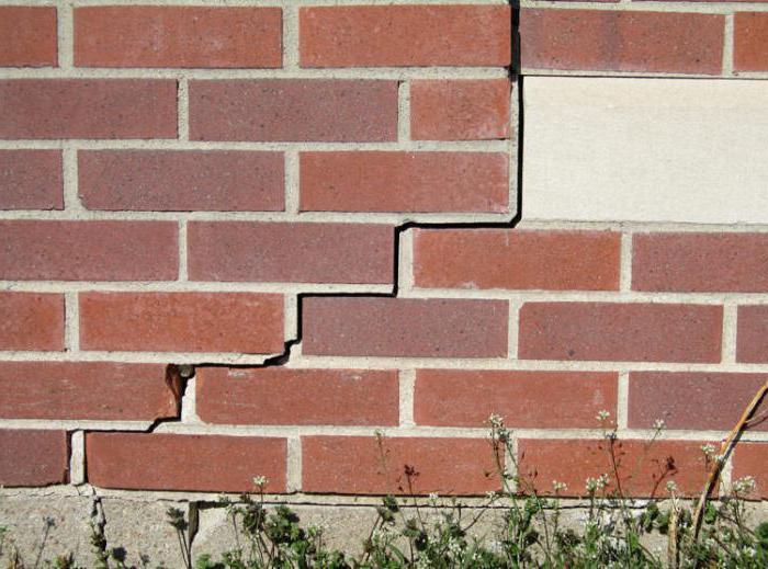 Трещина в стене - как заделать быстро и просто большие и мелкие трещины в стене