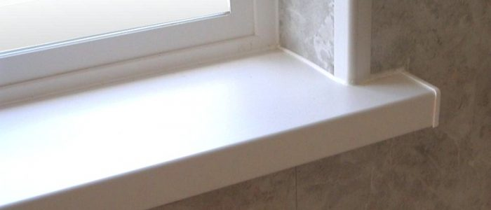 Чем отмыть подоконники пластиковых окон