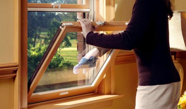 Что нужно сделать чтоб не потели окна