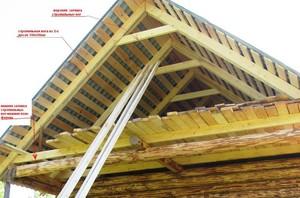 Как сделать крышу своими руками - все о строительстве крыши самостоятельно