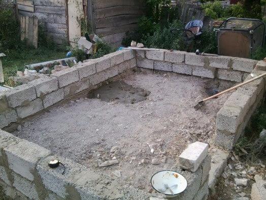Какой фундамент лучше для дома из керамзитобетонных блоков