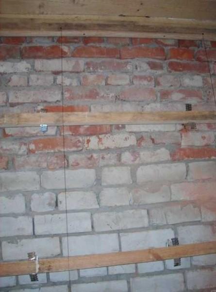 Как крепить вагонку к стене в бане