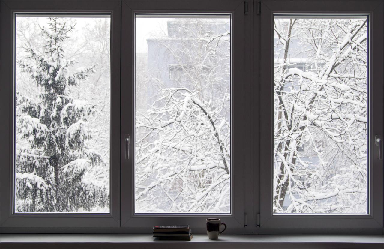 Как перевести пластиковое окно на зимний режим?