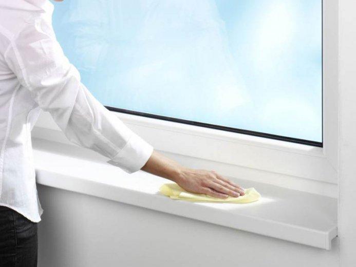 Мытье окон после ремонта средства и способы очистки