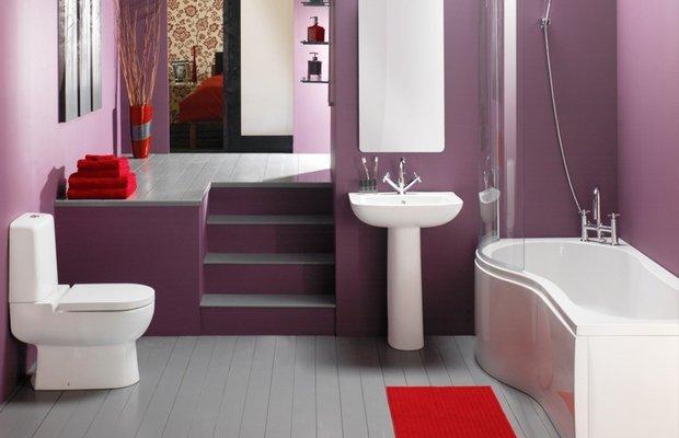 Покраска стен в ванной (47 фото): как покрасить стены в ванной комнате своими руками, чем выровнять поверхность и какой цвет краски выбрать