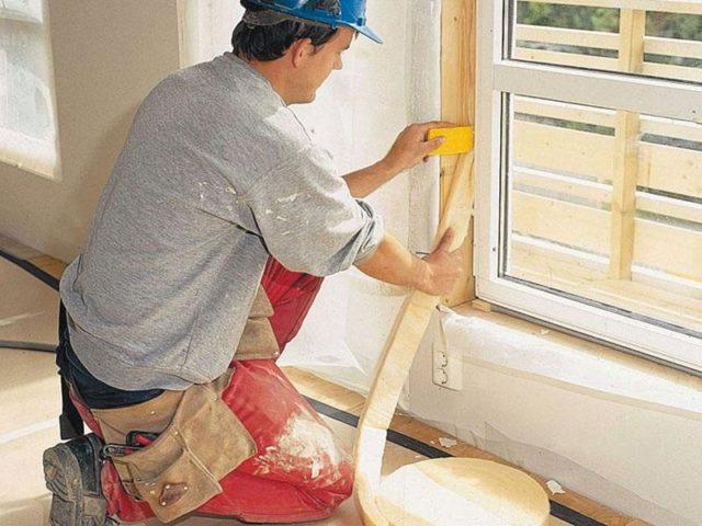 Как быстро утеплить окна