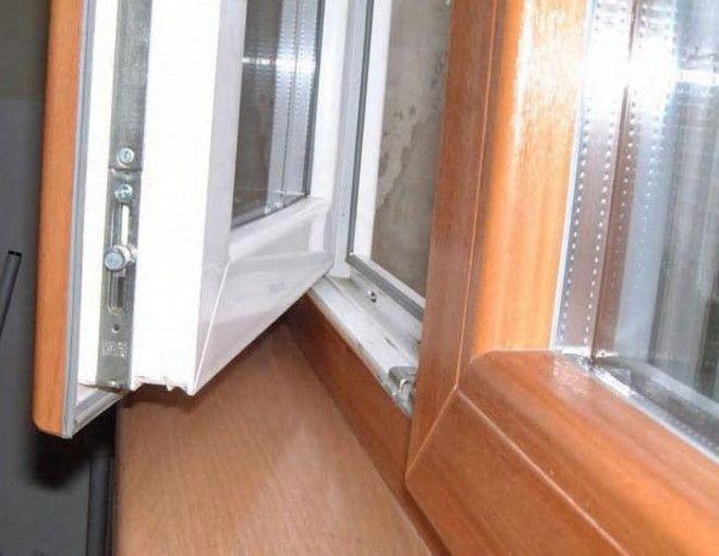 Что делать если заклинило пластиковое окно