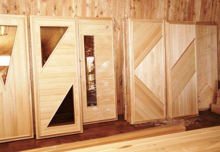 Двери для сарая деревянные своими руками