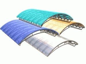 Как сделать бассейн из поликарбоната
