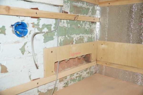 Переделка лоджии в комнату