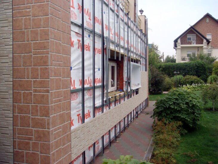 Облицовка стен панелями ПВХ технология монтажа