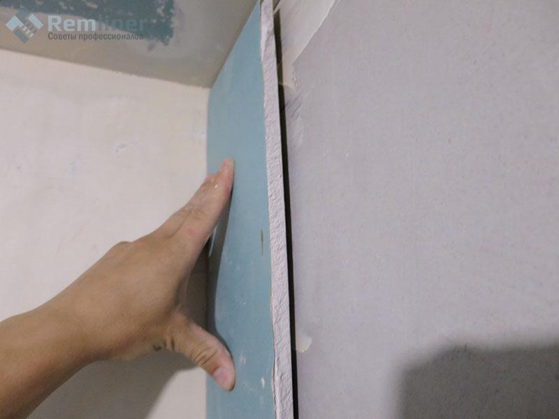 Потолок из гипсокартона без профилей: выравнивание без каркаса, крепление на деревянный, монтаж, как прикрепить и приклеить