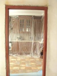 Перенос дверного проема в ненесущей стене согласование