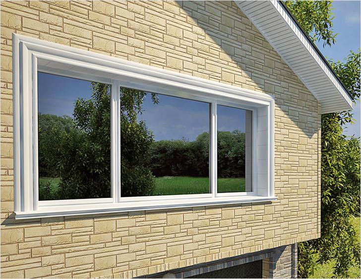 Окна ПВХ для каждого дома - почему их выбирают?