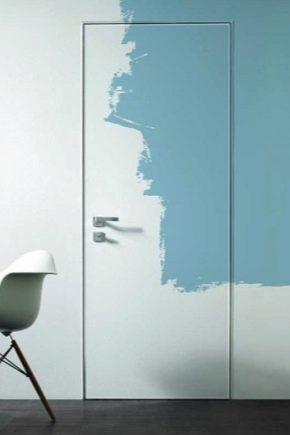 Чем обработать деревянную дверь перед покраской