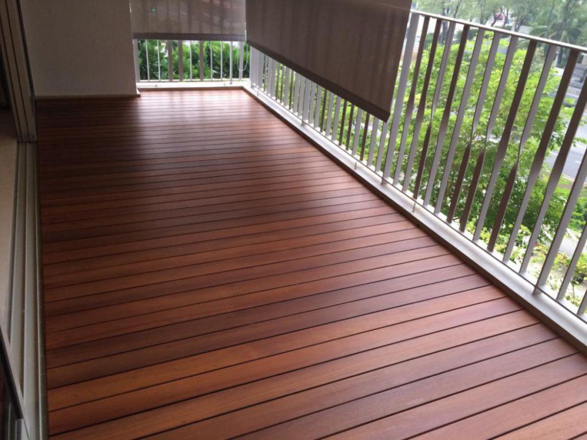 Наливной пол на балконе своими руками несколько вариантов