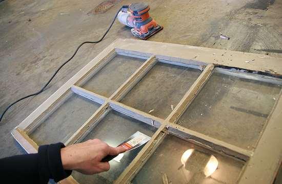 Как восстановить старое окно