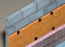 Как крепить утеплитель к стене изнутри