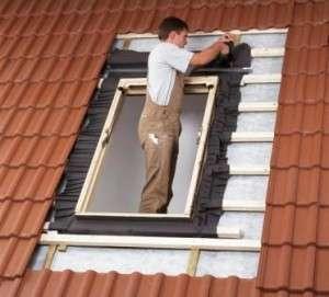 Как сделать мансардное окно своими руками