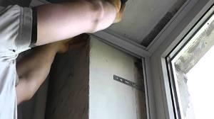 Откосы из пластика на окна установка своими руками два способа