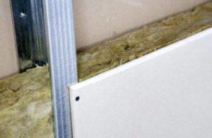 Панели для утепления стен внутри помещения