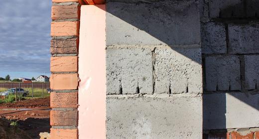 блоки из керамзитобетона с утеплением