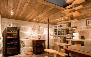 Чем отделать стены в подвале частного дома