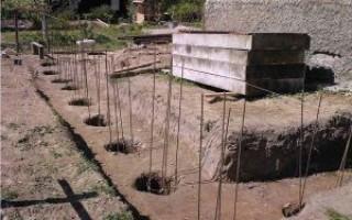 Самостоятельное армирование буронабивных свай в строительстве