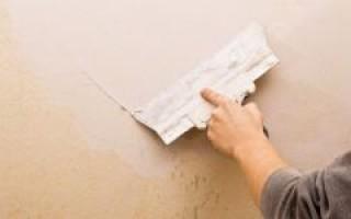 Максимальный слой шпаклевки на стене