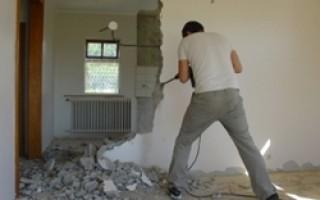 Как перенести дверной проем в кирпичной стене
