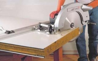 Как разрезать сэндвич панель для откосов