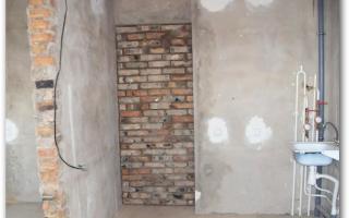 Как заделать дверной проем в деревянном доме