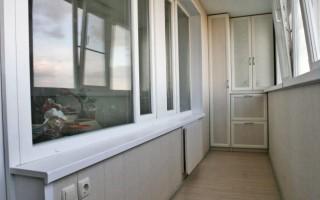 Как сделать балкон в квартире своими руками
