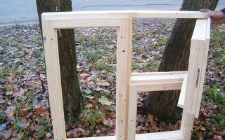 Заготовки для деревянных окон
