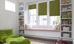 Нюансы и особенности выбора окна в детскую