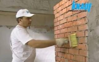 Как правильно выравнивать стены ротбандом