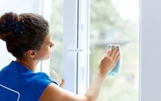 Чем снять скотч со стекла на окне