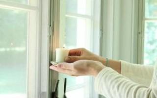 Замена резинок на пластиковых окнах своими руками