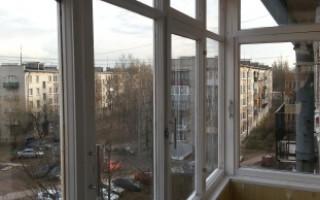 Остекление балконов  дешево