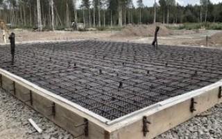 Какая бетонная подготовка под фундамент лучше