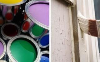 Чем красить деревянные окна снаружи
