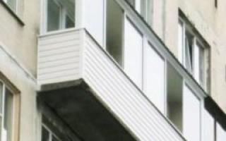 Нагрузка на балкон в монолитном доме
