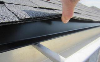 Как крепить капельник на крыше