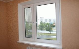Чем заделать откосы на окнах внутри