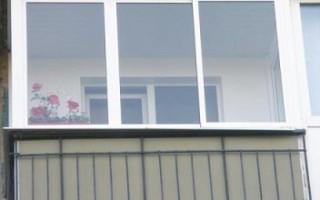 Как правильно застеклить балкон пластиком