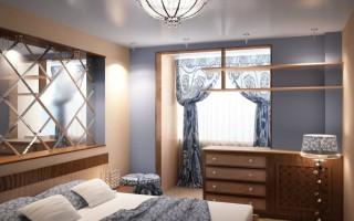 Вынос комнаты на лоджию
