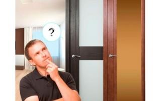 Какие двери лучше шпонированные или экошпон