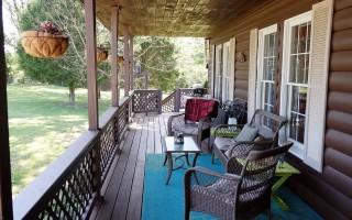 Как составить дизайн веранды частного дома