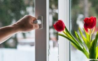 Эксплуатация пластиковых окон зимой